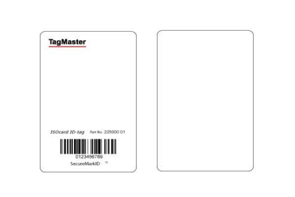 ISO Card ID-tag