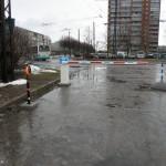 Objekt Pargi ja Reisi Paldiski mnt 221/Tellija Pristis AS. ELKA tõkkepuud
