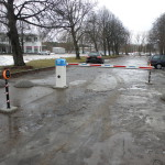 Objekt Pargi ja Reisi Merivälja tee 1E/Tellija Pristis AS. ELKA tõkkepuud