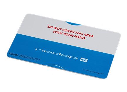 UHF Combi card/tag lugeja