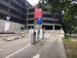 Parkimissüsteem